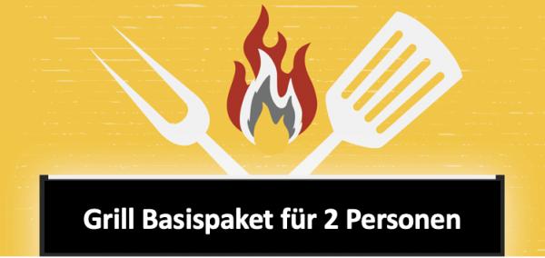 Grill Basispaket für 2 Personen