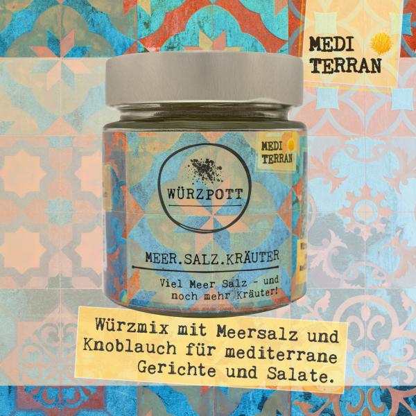 Meer.Salz.Kräuter - Viel Meer Salz – und noch mehr Kräuter!
