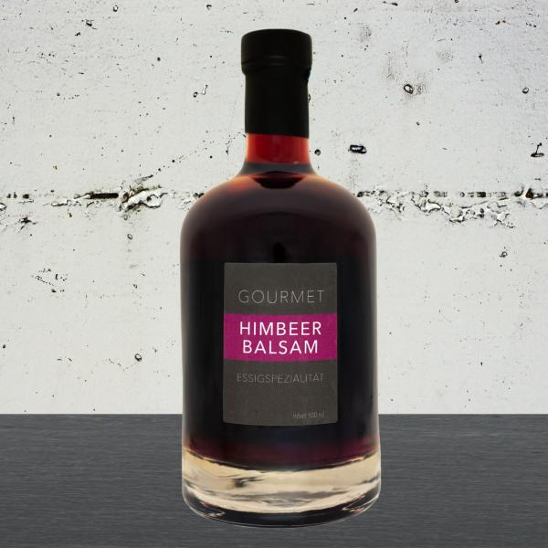 Gourmet Himbeer Balsam Essigspezialität