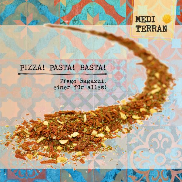 Pizza! Pasta! Basta! - Prego Ragazzi, einer für alles!