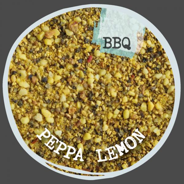 Peppa Lemon - Gibt das Leben dir Zitronen - Pfeffer ihm eine