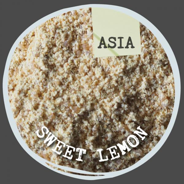 Sweet Lemon - Süss und sauer ist wie Ying und Yang.