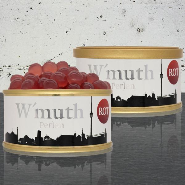 W'muth rot - Wermutperlen