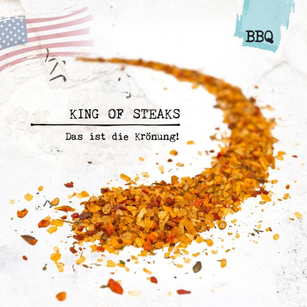 King of Steaks - das ist die Krönung!