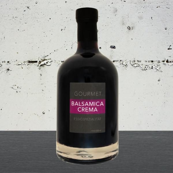 Gourmet Balsamica Crema Essigspezialität