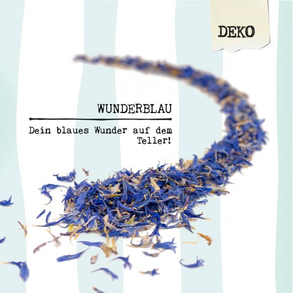 Wunderblau - Dein blaues Wunder auf dem Teller