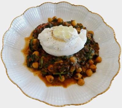 Eastern Style Eggs Mango Crema Gourmetperlen
