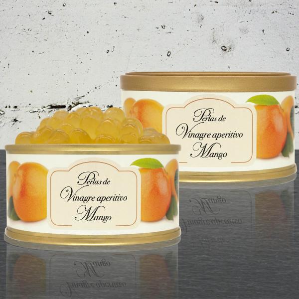 Balsamicoperlen Mango Crema