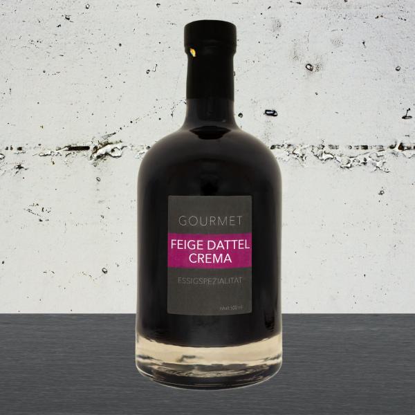 Gourmet Feige - Dattel Crema Essigspezialität